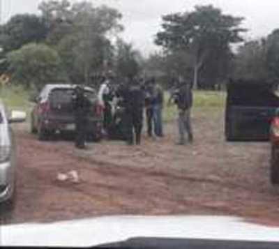 Intento de robo produce enfrentamiento entre militares y policías