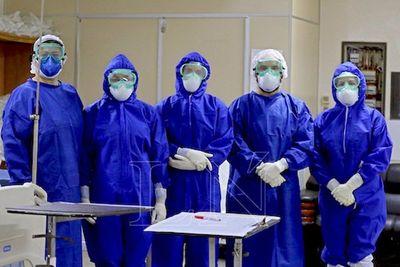 """Paraguay """"no sabe qué hacer con los cadáveres"""", según médico argentino"""