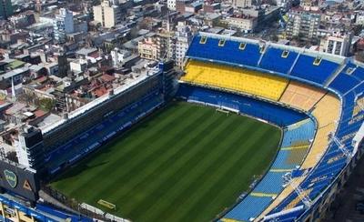 HOY / Ampliar la Bombonera, el sueño pendiente de Boca Juniors
