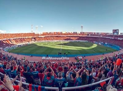 El estadio de Cerro Porteño cumple 50 años