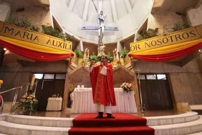 Los cristianos recuerdan hoy el día de la Virgen María Auxilio de los Cristianos