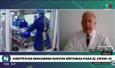 """HOY / Infectólogo argentino afirma que """"Paraguay no sabe qué hacer con los cadáveres"""" y es blanco de críticas"""