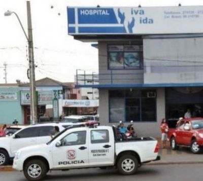 Farándula; Internan a alías Tatacha en un hospital privado de Pedro Juan Caballero