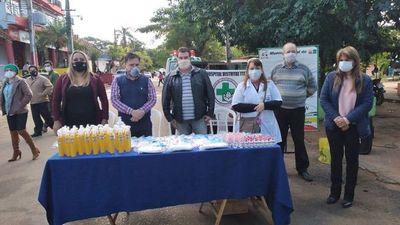 Impulsan concienciación sobre protocolo sanitario en Itá
