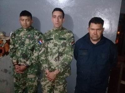 Imputan a dos militares y un falso policía en Curuguaty