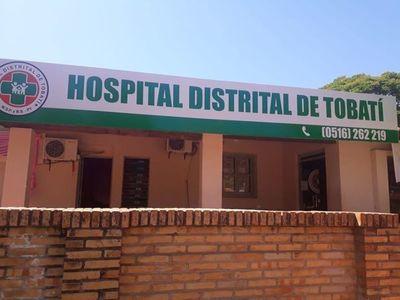 En las próximas semanas habilitarían 30 camas más en el Hospital Distrital de Tobatí