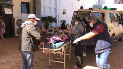 Menor raptada fue víctima de intento de feminicidio en Puentesiño