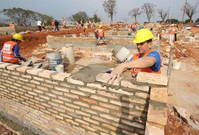 El MUVH plantea construir 12 mil viviendas para reactivar la economía