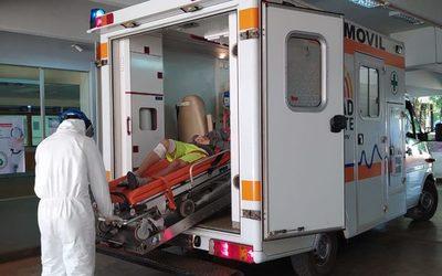 48 pacientes ya fueron trasladados en ambulancia comprada con fondos municipales