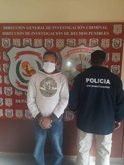 """Atrapan a expolicía brasileño """"peso pesado"""" que contaba con orden de captura en Brasil y Paraguay"""