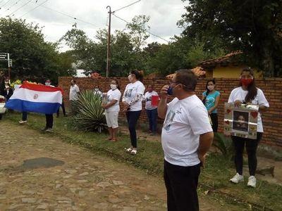 """Organizaciones sociales  piden """"justicia para  Yuyú"""""""