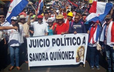 """Acosta reitera que Quiñónez """"tiene que irse"""" y afirma que sus colegas tienen """"indignación selectiva"""""""