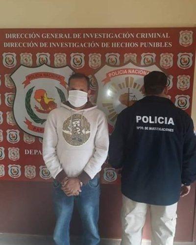 Capturan en barrio San Antonio a un criminal brasileño que estaba prófugo – Diario TNPRESS