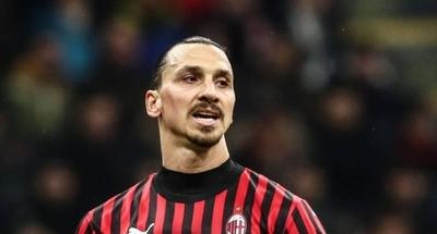 HOY / Ibrahimovic sale lesionado del entrenamiento del Milan y se teme larga baja