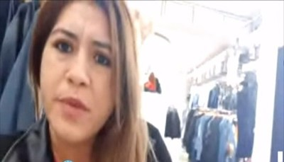 """Novia del """"Jaka"""" advierte a políticos: """"Si me imputan voy a contar todo"""""""