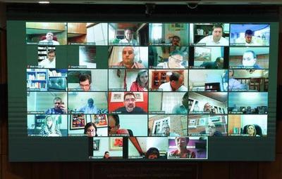Por consejo de Mazzoleni, sesiones en Cámara Alta seguirán siendo virtuales