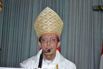 Obispo Collar pide promover unidad, justicia y esperanza