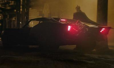 Revelan imágenes del batimóvil que usará Robert Pattinson – Prensa 5