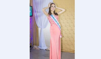 "Milca Mendoza nueva reina ""Belleza Adolescente Coronel Oviedo"" – Prensa 5"