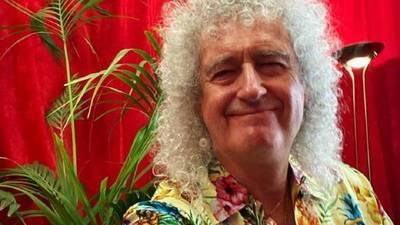 El conocido guitarrista de Queen Brian May fue llevado de urgencia a un hospital después de un ataque al corazón