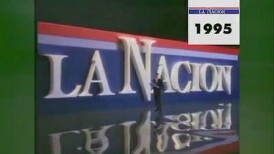 Hace 25 años, Víctor Hugo Morales, prestigioso periodista, presentaba a La Nación