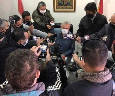 José Carlos Acevedo retoma las riendas del progreso en Pedro Juan Caballero