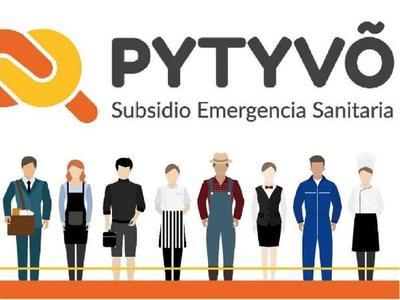"""Segundo pago de """"Pytyvõ"""" se hará en los próximos días"""