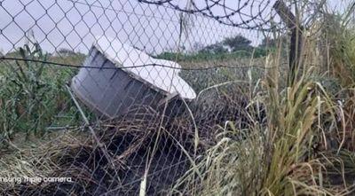 Analizan nexo en casos de destrucción de antenas de telefonía celular