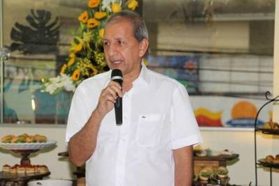 """Juan Acosta, presidente de Guaraní: """"Olimpia contra todos"""" · Radio Monumental 1080 AM"""