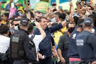 Brasil pasa de los 360.000 casos por la pandemia y los muertos suman 22.666