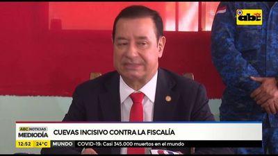 Miguel Cuevas pide su libertad