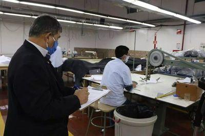 El 68% de las empresas detuvo sus actividades a causa de la pandemia