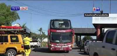 Llegan casi 50 repatriados de Chile