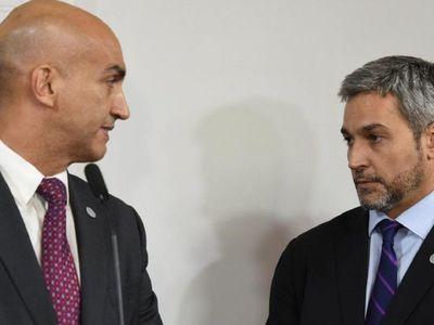 Fallida contratación: Abdo Benítez manifestó su apoyo a Mazzoleni