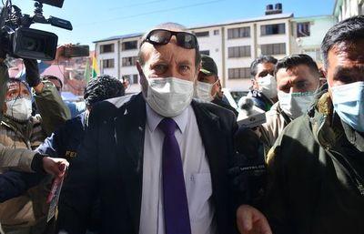Ingresa en prisión exministro de Salud de Bolivia por supuesta corrupción