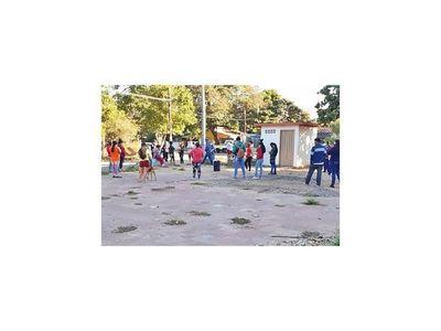 Barrios de capital pasaron horas sin agua