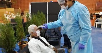 Realizan inspecciones médicas antes de admitir a las personas en refugio de la SEN
