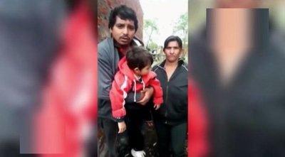 Familia varada en Resistencia, Argentina, claman por ayuda