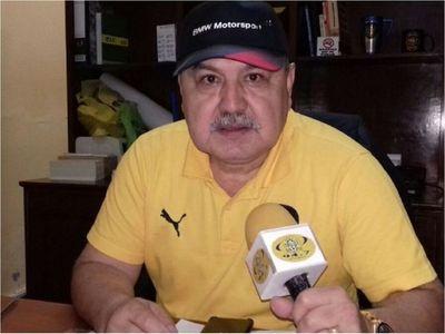 Celso Cáceres no descarta tirar la toalla