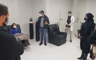 Habilitan oficialmente en pabellón de quimioterapia en Hospital Regional – Diario TNPRESS