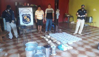 Buscan a dueño de  casa donde se encontró  droga y dos extranjeros – Diario TNPRESS