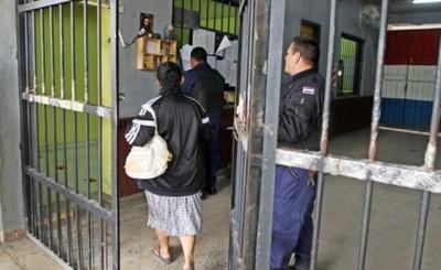 Pruebas de Covid para poder visitar a familiares en las penitenciarías