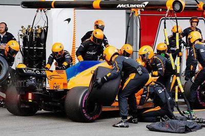McLaren despedirá a 1.200 personas