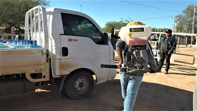 Comunidades indígenas de Boquerón auto gestionan control de acceso ante COVID-19