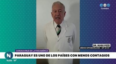 """Médico argentino se disculpa: """"Cometí el error de mencionar a Paraguay en vez de Perú"""""""