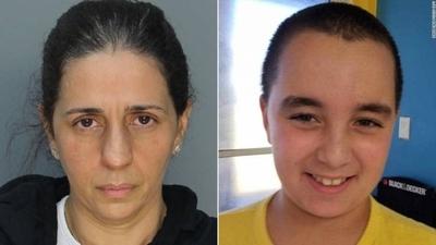 HOY / Perturbador video muestra a madre lanzando a su hijo autista a un canal, en la segunda lo mató