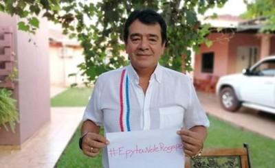 Piden intervenir la administración del intendente Rubén Rojas