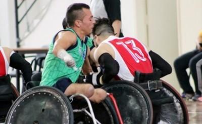 """""""Yakaruedas"""" brindarán curso de rugby en silla de ruedas en junio"""