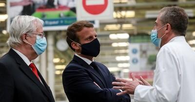 Francia anuncia un millonario plan para salvar el sector automotor