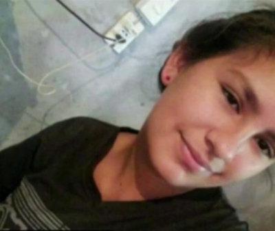 Niña de 13 años está desaparecida